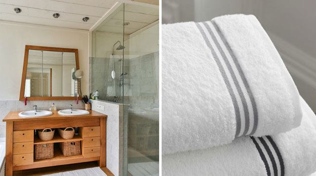 4 Ways You're Ruining Your Towels Without Knowing It