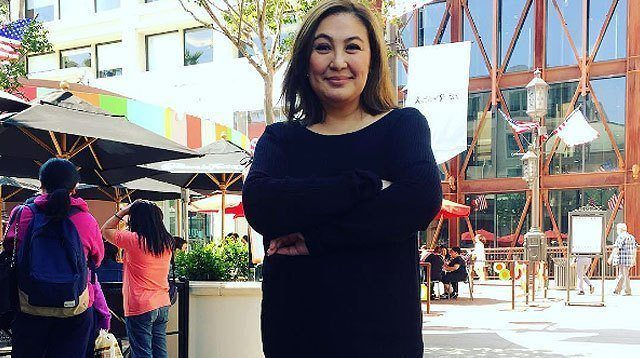 Sharon Cuneta Claims Sleep Made Her Lose Eight Pounds