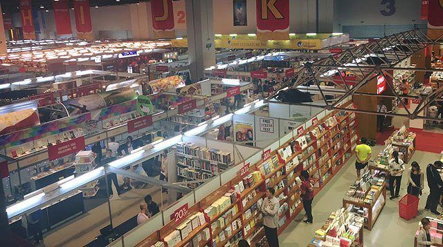 Biggest PH Book Fair Will Have an Entire Floor for Children's Books!