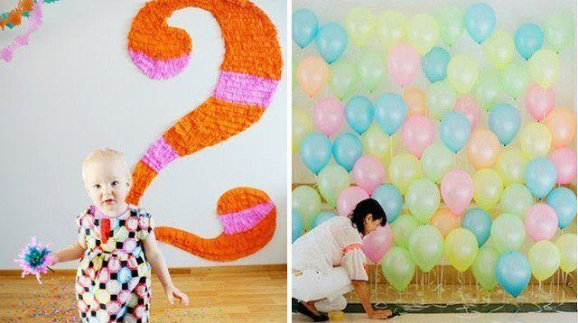 9 Easy DIY Photo Booth Backdrop Ideas for a Birthday Party