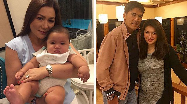 Dina Bonnevie: Vic Sotto Jokes He Might Be Mistaken for a Lolo