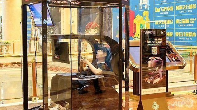 LOOK! Chinese Mall Puts Up 'Husband Storage Pods'
