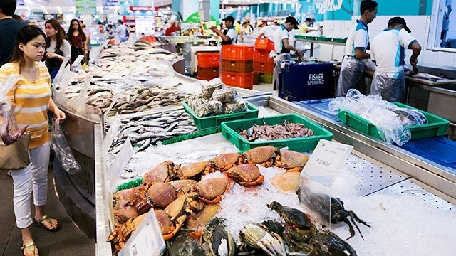 This Supermarket Has the Biggest Seafood Selection in Town!