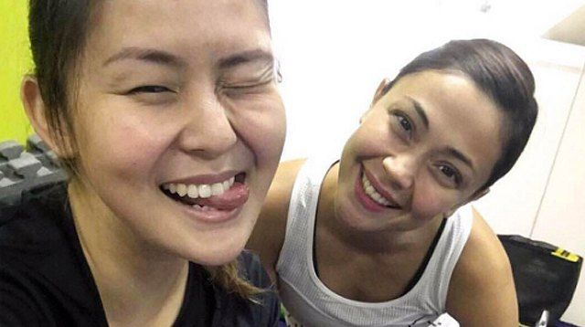 Jodi Sta. Maria and Iwa Moto Are Friendship Goals!