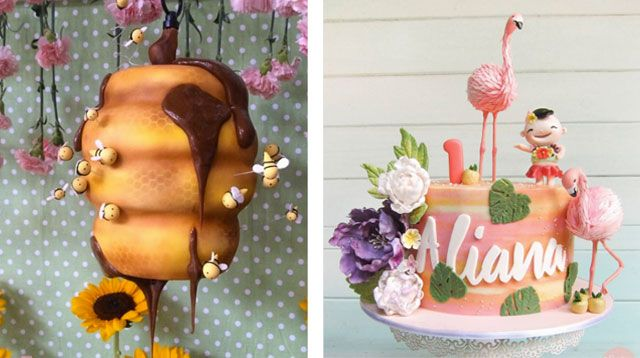 10 Awesome Cake Artists To Try For Your Child S 7th Birthday Sp