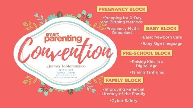 Smart Parenting Convention 2017: Meet Our Experts!