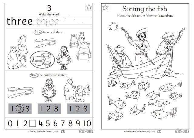 Where To Find Free Printable Worksheets For Counting And Numbers