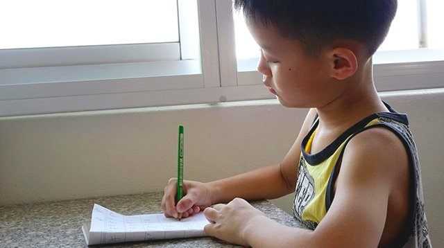 Child Struggling With Reading and Writing? He May Have Dyslexia
