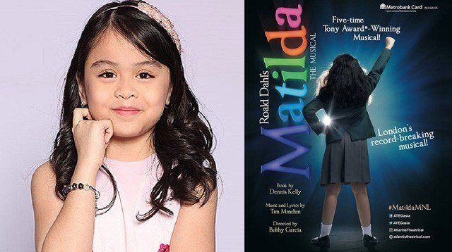 The Voice Kids Finalist to Star in 'Matilda, The Musical'