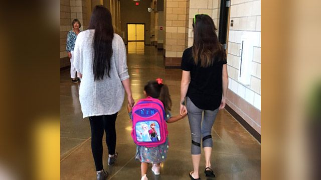 Mom Writes Post Dedicated to Her Daughter's 'Bonus Mommy'