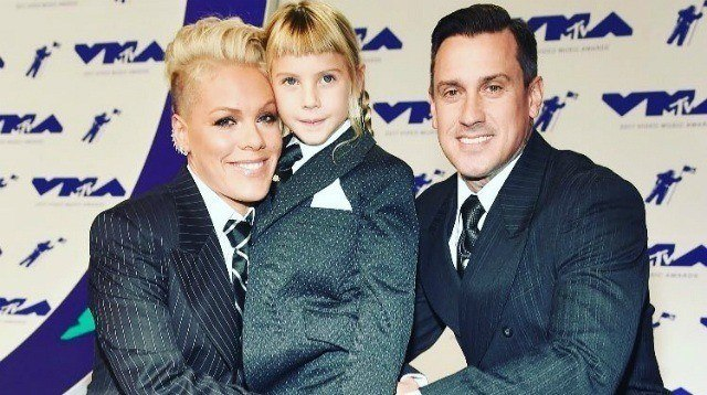Pink's Response After Her Daughter Called Herself Ugly Made Us Cry