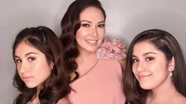 Ruffa Gutierrez Teaches Daughters, 'Magtipid Kayo sa Kuryente'