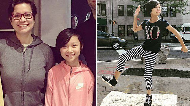Lea Salonga's Daughter Nicole Is Part of 'Matilda The Musical'