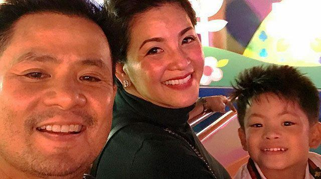 Regine Velasquez Says Nate Does Not Throw Tantrums (Lucky Mom!)