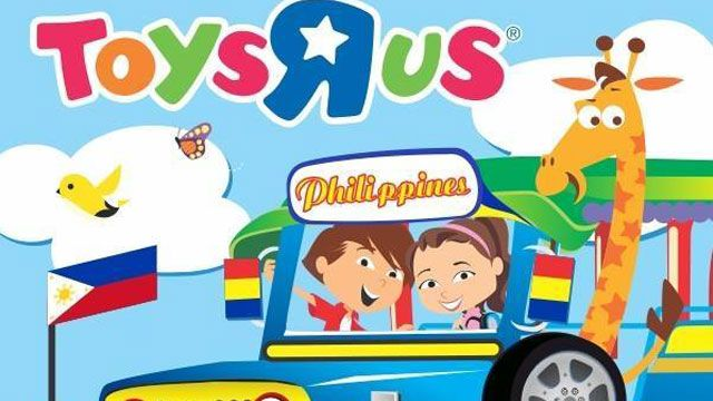 Pinoy Kids Need Not Worry: It's Business as Usual for Toys 'R' Us