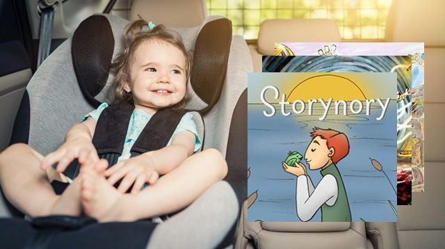 3 Free Audio Storybooks for Children When You're Stuck in Traffic
