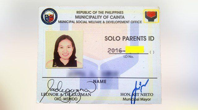 How to Get a Solo Parent ID and the Benefits That Come With It