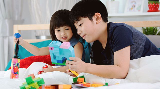 Don't Worry About Your Child's Future: Teach Him These 10 Skills