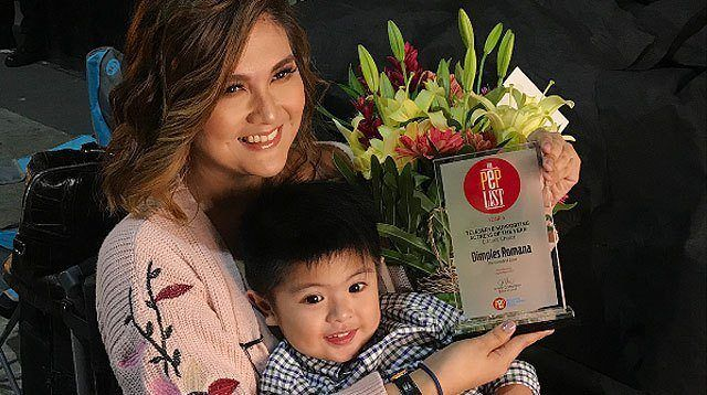 Dimples Romana Has a Simple But So True Message for Moms