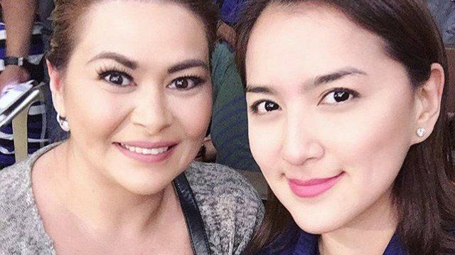 Aiko Melendez and Ara Mina Have a 'Hindi Pilit' Reconciliation