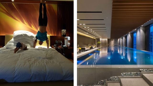 You May Just Find Yourself Extending Your Staycation at This Hotel