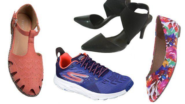 The 7 Pairs of Shoes a Mom Needs From Monday to Sunday