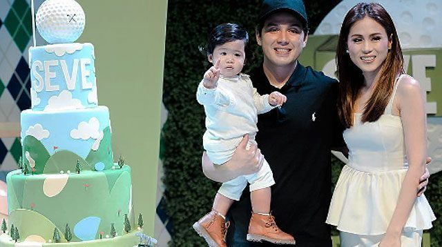 LOOK: Baby Seve's Star-studded First Birthday Party!