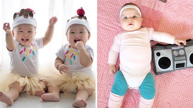 9 Super Cute Onesie Costume Ideas for Baby's First Halloween!