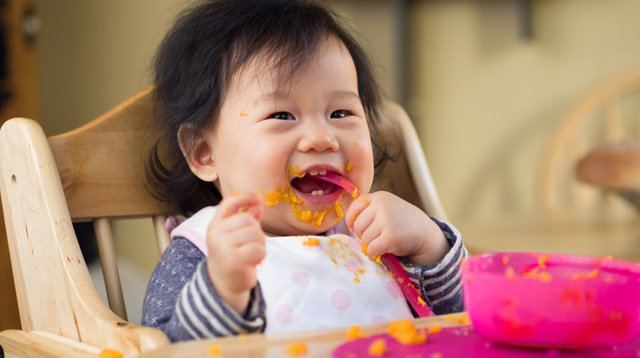 8 Super Foods for Babies Plus Recipes You Can Make With Them!