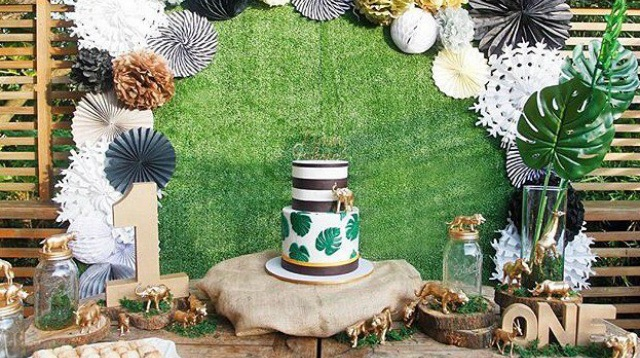9 Beautifully Styled Yet Affordable DIY Party Decor From Real Moms