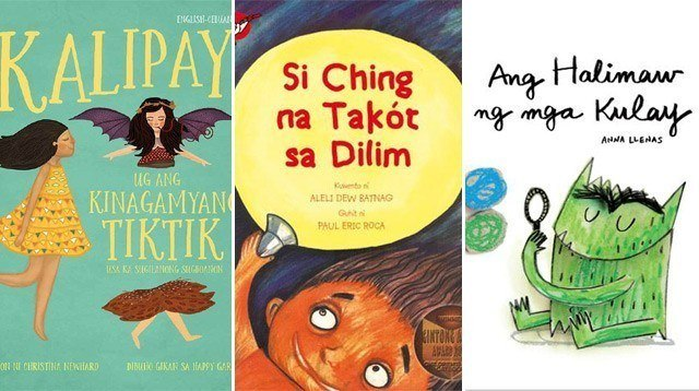 Mga Aswang, Tiktik, at Iba Pa! 6 Children's Books for Halloween