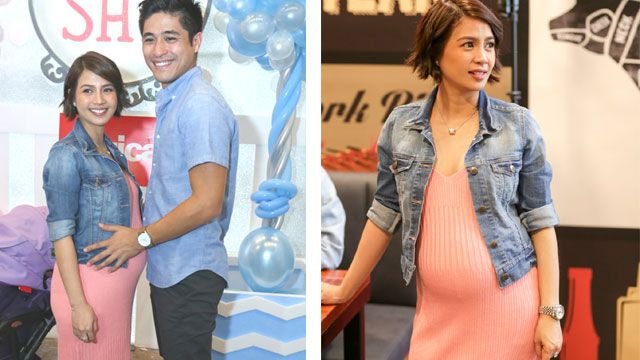 Kaye Abad's Name for Her Unborn Baby Almost Had the Initials JLC!