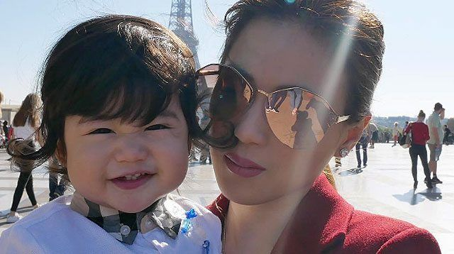 IN PHOTOS: Toni Gonzaga's Son Seve Conquers Europe!