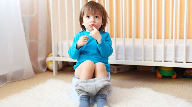 Ayan, Naihi Na! 5 Potty Training Mistakes You're Making