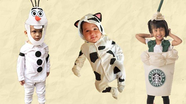 18 Easy and Fun Halloween Costumes You Can Make This Weekend