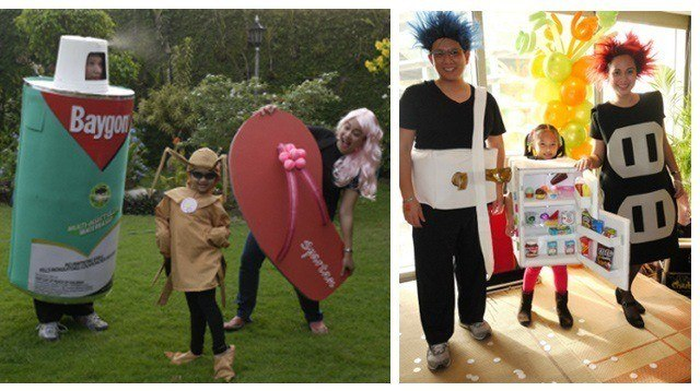 This Family Goes All Out for Their Yearly Halloween Costumes!
