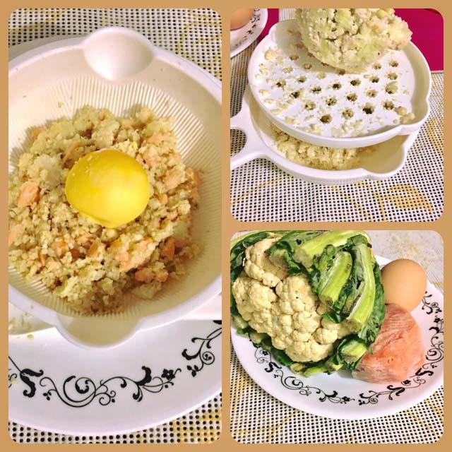 No time to cook these baby food recipes take only 10 minutes to image courtesy of cherdyn mojica 1 small cauliflower grated 1 tbsp salmon cut into bits 1 hard boiled egg yolk 1 tsp olive oil forumfinder Gallery