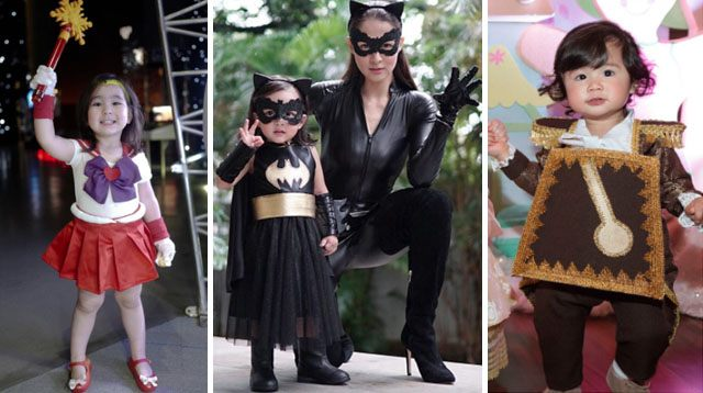 24 Celebri-tots Who Nailed Their Halloween Costumes This Year