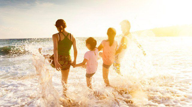 Kids Prefer Family Vacations Over Toys, Survey Shows