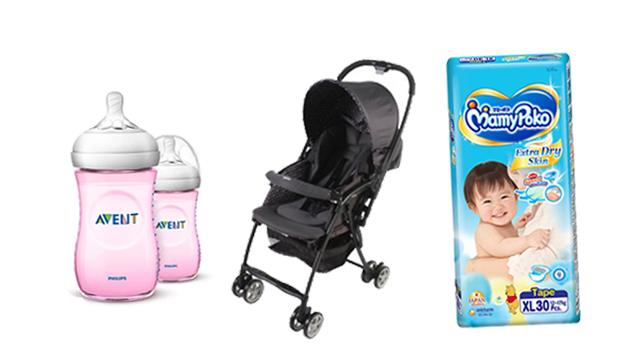 Shop for Diapers in Bulk, Baby Bottles and More at This Online Sale!