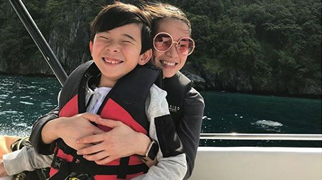LJ Reyes Swears by This Gadget When It Comes to Her Son's Safety