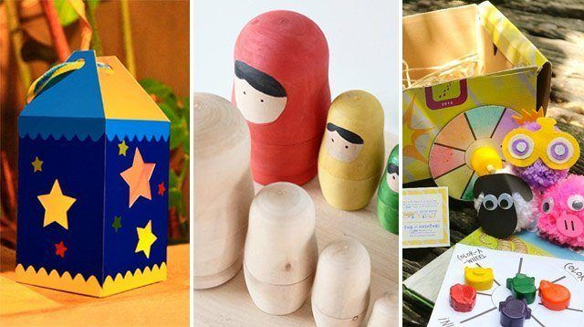 3 Craft Subscription Boxes to Create Fun Projects With Your Kids