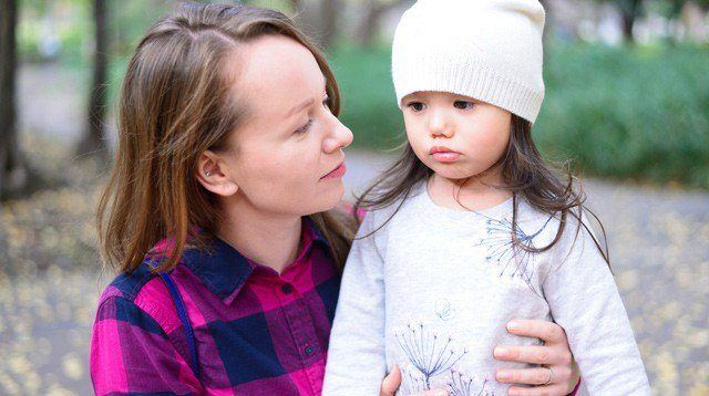 Always Say This Phrase When Disciplining a Child, Says an Expert