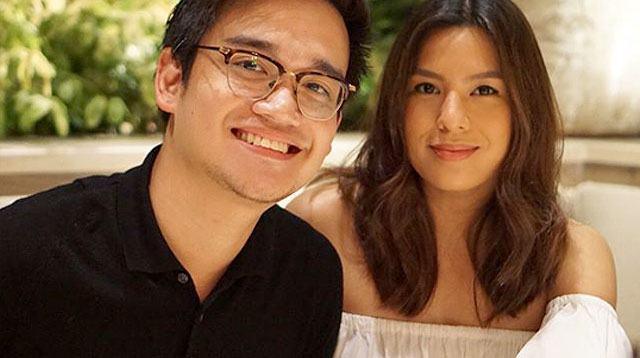Say Hello to Nikki Gil and BJ Albert's Newborn Son Finn!