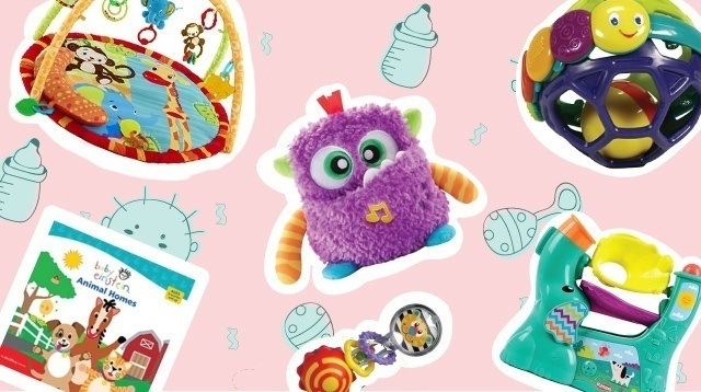 13 Best Toys to Boost Your Baby's Brain and Physical Development