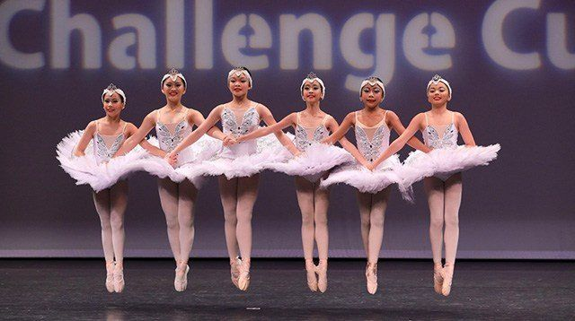 Two Moms Share How Their 9-Year-Old Daughters Became Ballet Champs