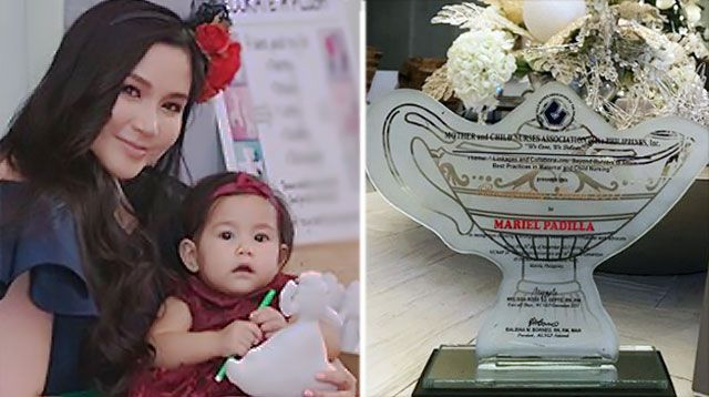 Mariel Padilla Gets Recognition for Breastfeeding Advocacy