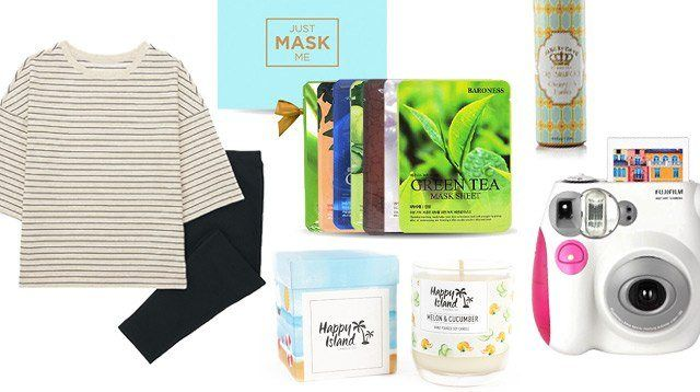 9 Gift Ideas to Make Self-Care Easy for New Moms. Starting at P199