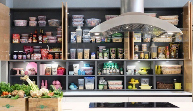 Two Moms Show Us How They Organize Their Pantry for the Holidays