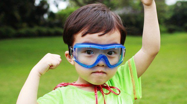 Motivate Your Child to Do Chores With a Superhero Costume (Really!)